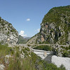 Pont sur le VAR dans les Gorges de DALUIS