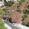 Entrée nord des Gorges de DALUIS