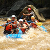 Costa Rica, White Water Rafting down the Pacuare River