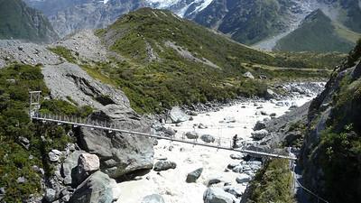 De Hooker Valley Track