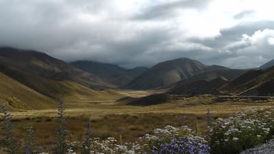 De Lindis Pass