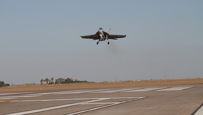 NAF El Centro Fencecheck Photocall November 16th, 2011: Can you get any closer to the action?
