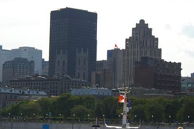 Montreal cityscape