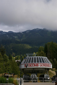 Whistler village - Blackcomb gondola