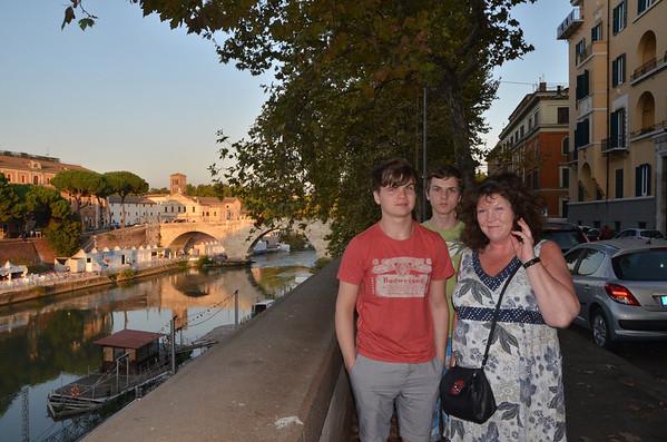 Trastevere - Rome 29-08-11