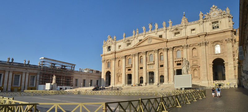 St Peter's - Rome 31-08-11