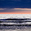 The Sea After Sunset - Barmouth beach