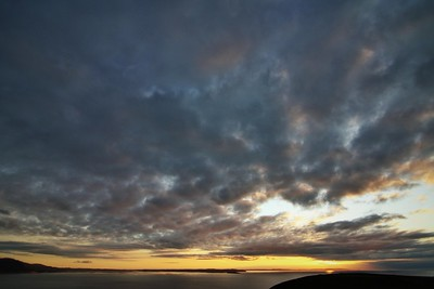 Sunset from the Great Orme #2