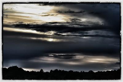 Milton Keynes Sunset