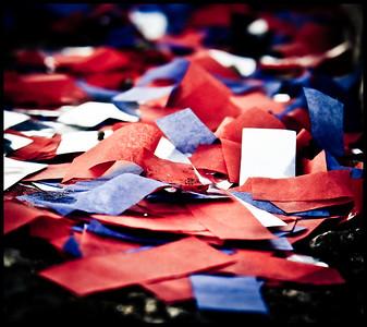 Confetti in the Gutter