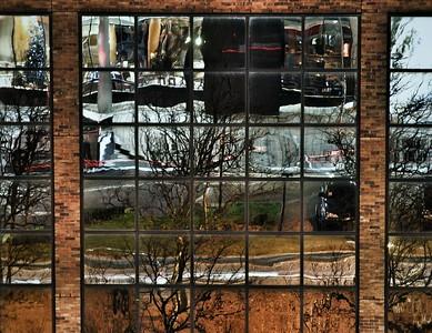 Milton Keynes Reflections