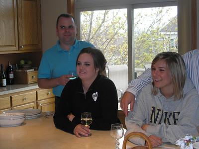 Josh, Katie, Kelly