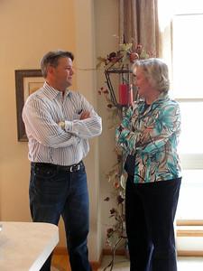 Doug and Tracy