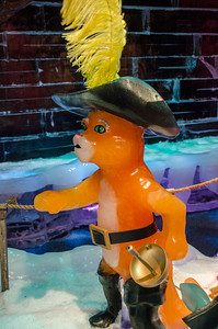 Puss in Boots in ICE Puss in Boots in ICE at the Gaylord National