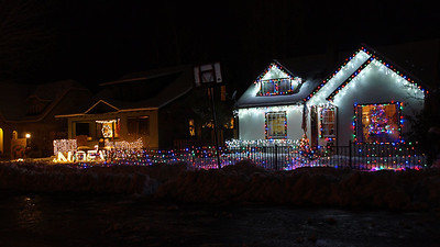 2012 Christmas Light Gallery