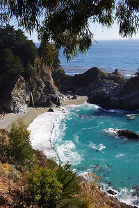 McWay Falls - Julia Pfeiffer Burns State Park