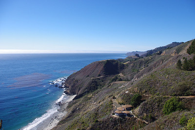 Highway 1 - Road to Big Sur