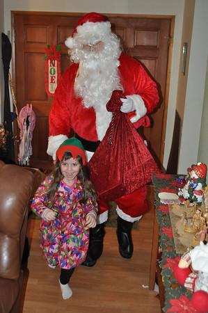 Christmas @ Antrobus House - 2012
