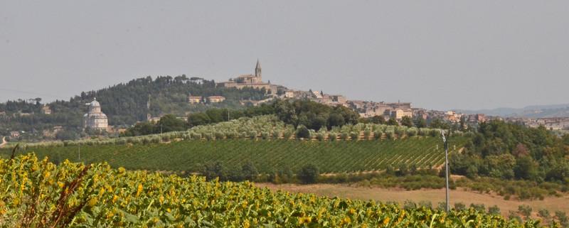 Todi Umbria - August 2012