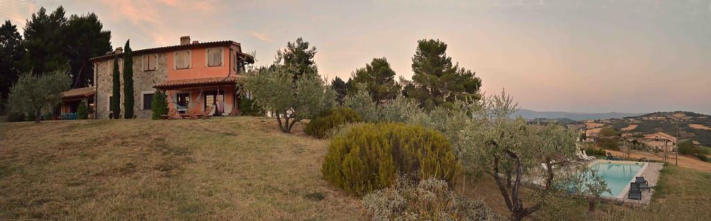 Villa Gelsomini - Umbria 2012