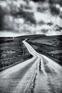 The Road to Chapel Fell