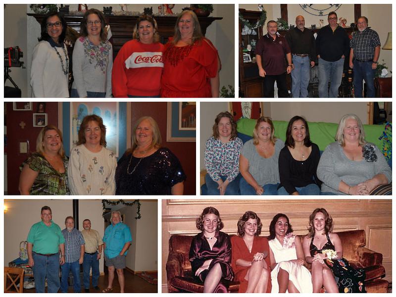 1st row 2013<br /> 2nd row 2012, 2011<br /> 3rd row 2011, 1978