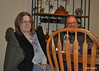 Kathy and Mark<br /> Oops chair got in way
