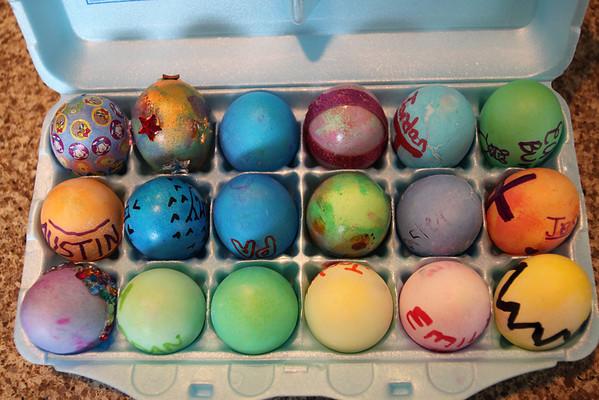 2013 - Easter