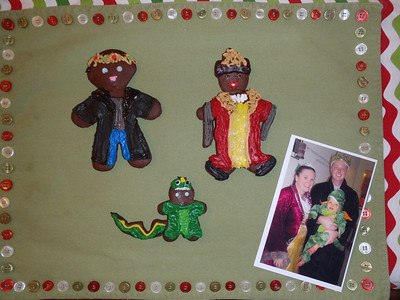 2013 Gingerbread Families