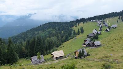 Planina Zajamniki