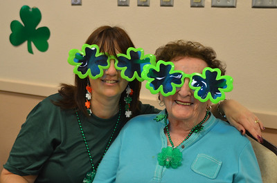 2014-03 St. Patricks Party