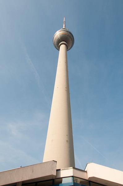 Fernsehturn. <br /> <br /> Berlin, Germany.