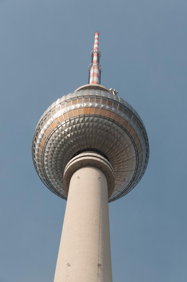 Fernsehturn. <br /> Berlin, Germany.
