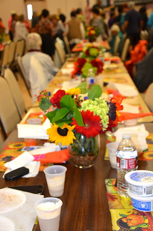 2014-11 Thanksgiving Party