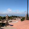 Hearst Castle overlook to San Simeon Bay