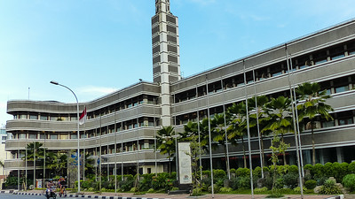Savoy Homann Hotel Bandung