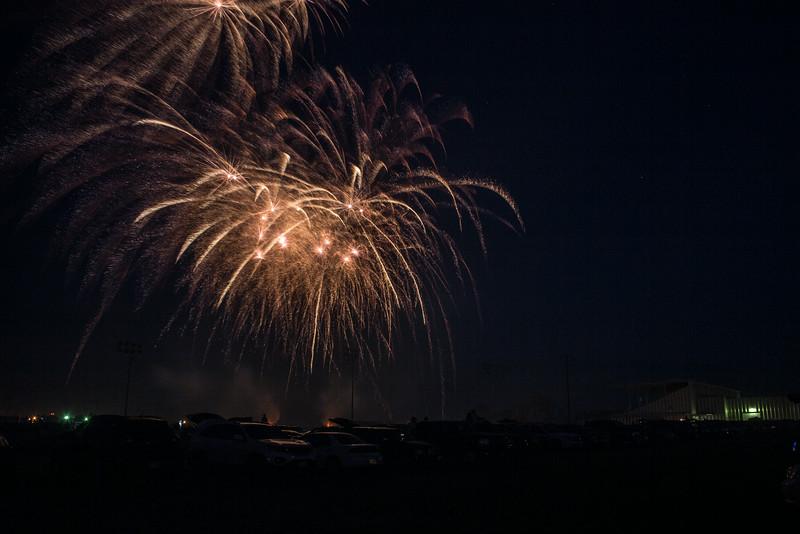 7-3-14 Ag Park Fireworks