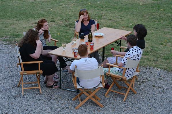 Villa Il Berneto Umbria 23 August 2014