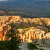 Bryce Canyon from Bryce Point at Sunset