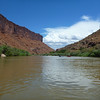 Whitewater Rafting on the Coloraro River near Moab, Utah