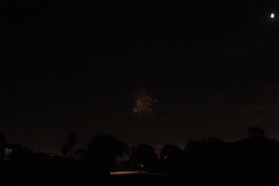2015 Aug 21  San Luis Rey Parish Fireworks
