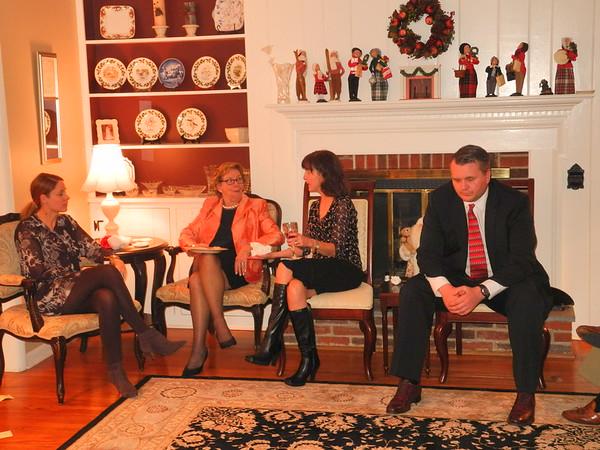 2015 Christmas Eve and Christmas Day Family Gatherings