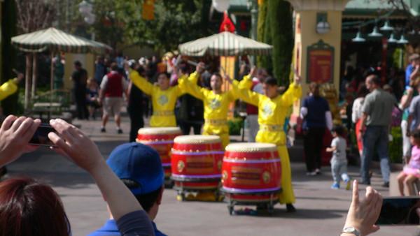 2015 Disneyland Lunar New Year