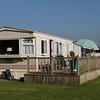 Our caravan at Bridge House Marina