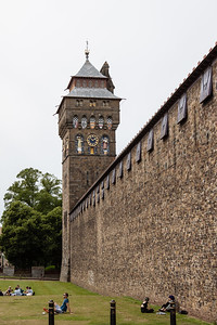 Cardiff Castle, South West Tower