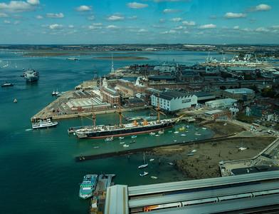 Portsmouth, Spinnaker Tower