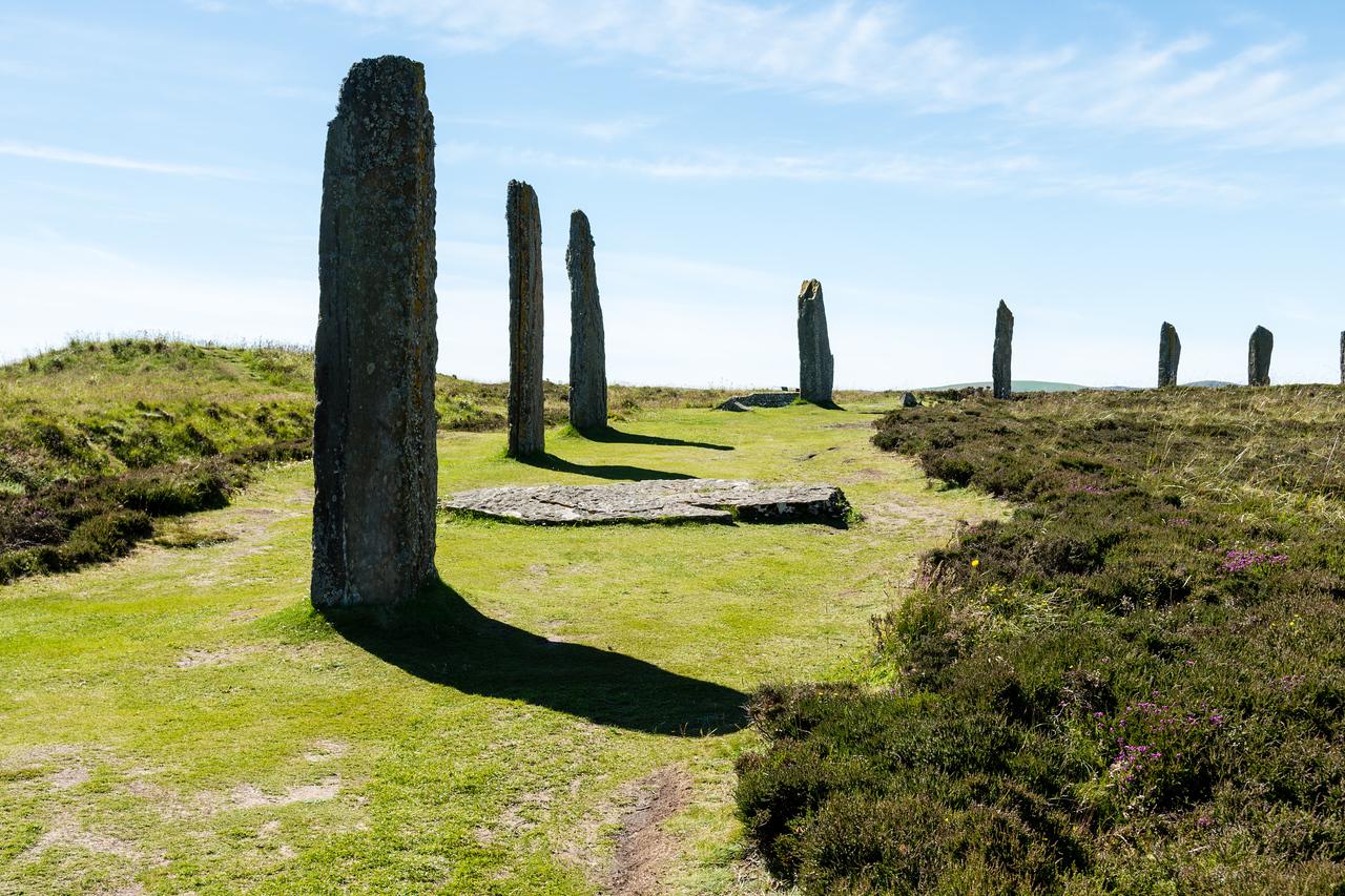 Ring of Brodgar<br /> <br /> Orkney, Scotland.