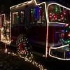 Fire Truck all lit up