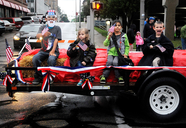 Don Knight | The Herald Bulletin<br /> Anderson Independence Parade on Sunday.