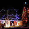 Don Knight | The Herald Bulletin<br /> Jim Roundtree has an impressive display at 5513 Leland Way off County Road 100 South.